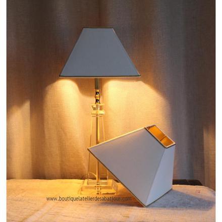 abat jour lampe