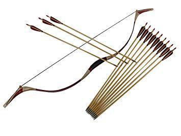 arc avec fleche