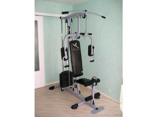 banc de musculation domyos hg050