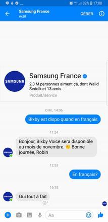 bixby francais