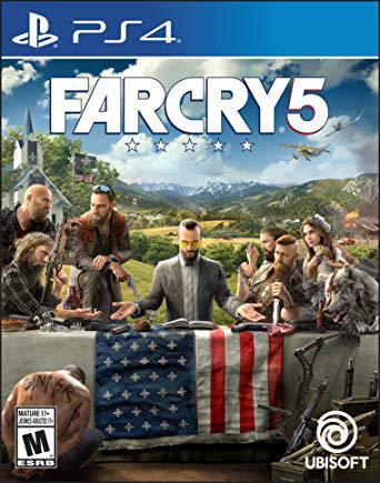 far cry 5 sortie