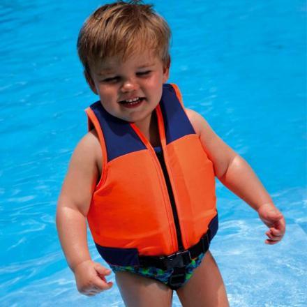 gilet piscine bébé