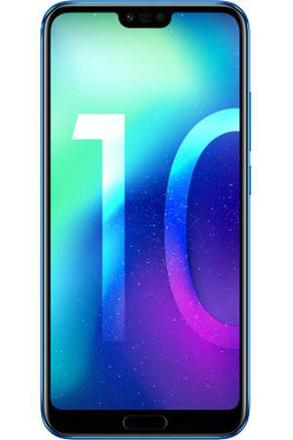 honor 10 bleu