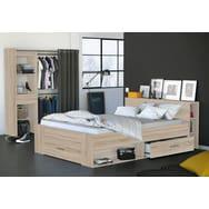 lit avec rangement