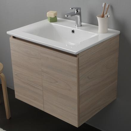 meuble lavabo 60 cm