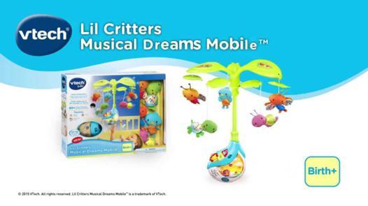 mobile musical vtech
