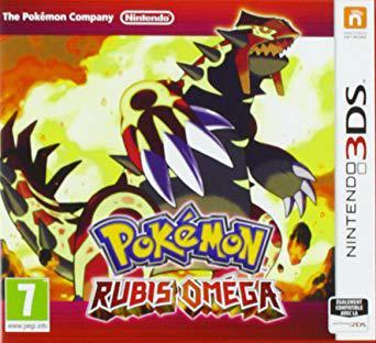 pokemon rubis
