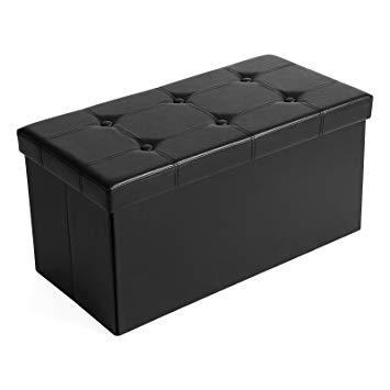 pouf rangement