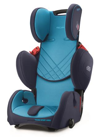 recaro young sport hero