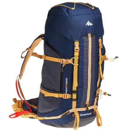 sac randonnée quechua