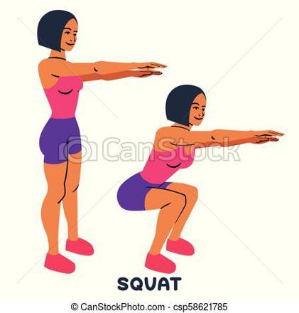 squat sport