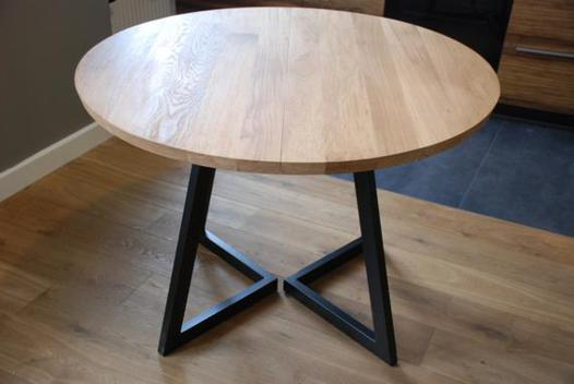 table ronde extensible