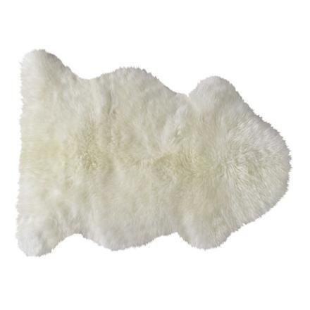 tapis peau de mouton