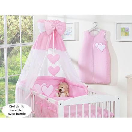 voile pour lit bebe