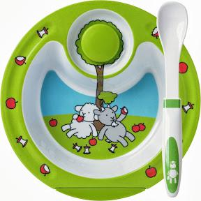 assiette pour bébé