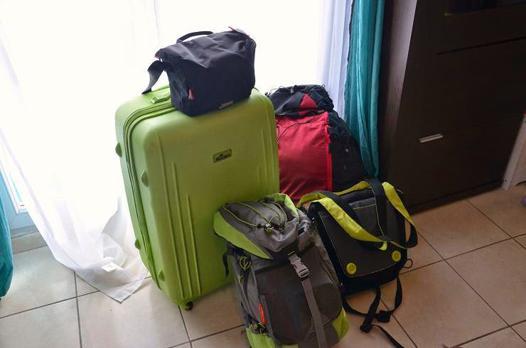 bagage de voyage