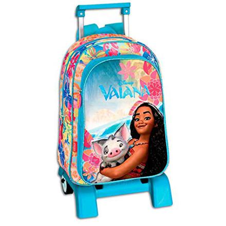 cartable a roulette vaiana