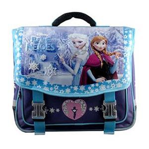 cartable la reine des neiges