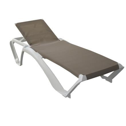 chaise bain de soleil