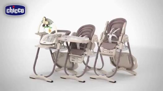 chaise haute polly magic relax