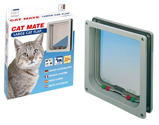 chatiere cat mate