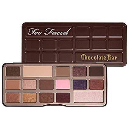 chocolat bar too faced