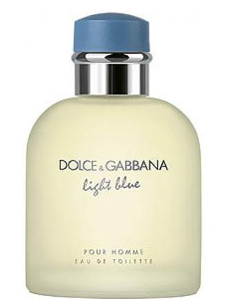 dolce and gabbana light blue pour femme
