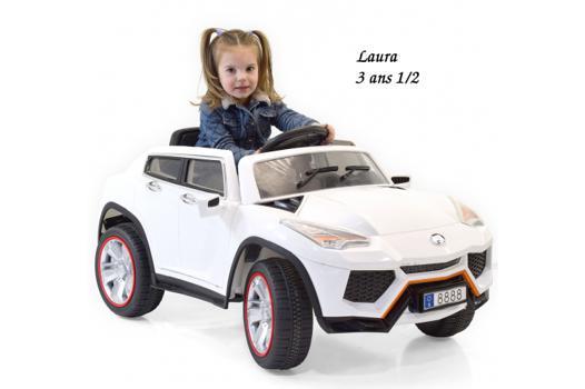 enfant voiture
