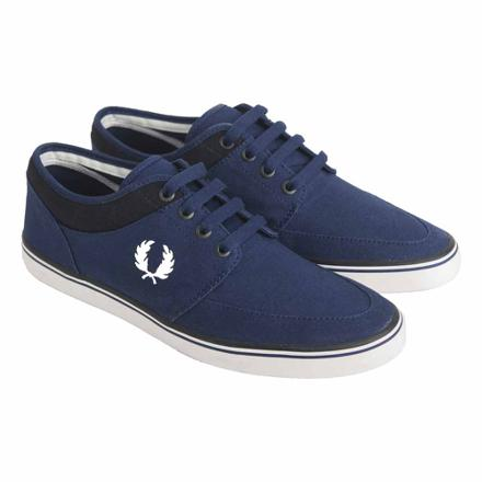 fred perry canvas
