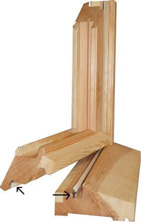 joint pour fenetre bois double vitrage