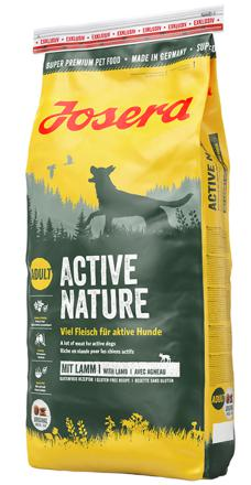 josera active nature