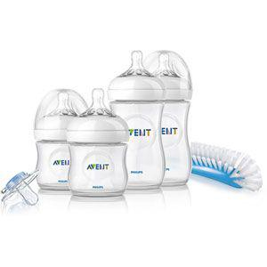 kit biberon avent natural