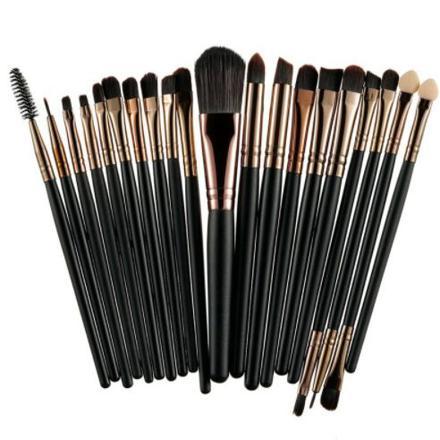 kit pinceaux maquillage professionnel