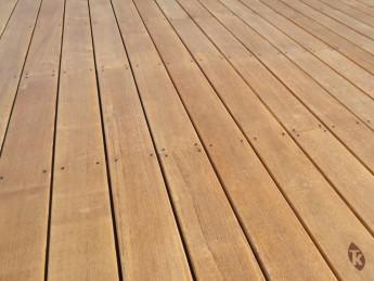 lame de terrasse bois