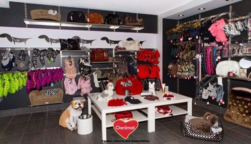magasins pour animaux