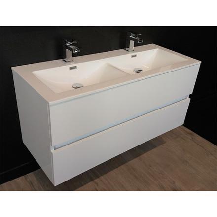 meuble double vasque 120