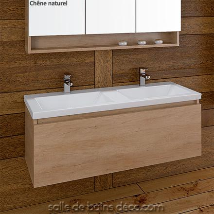 meuble vasque 120