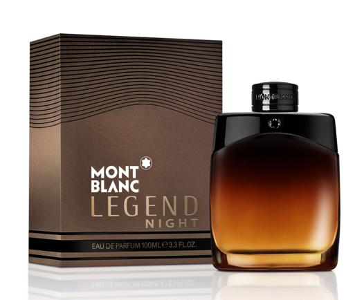 mont blanc legend night