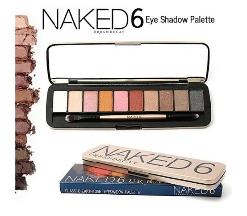 naked eyes palette 6