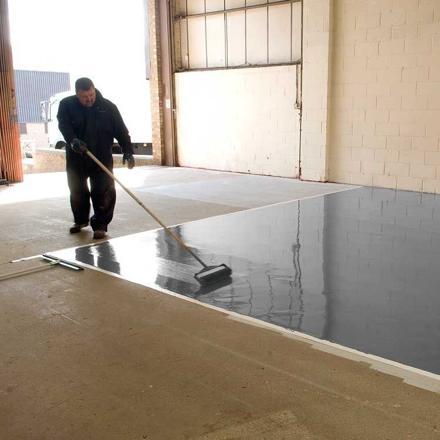 peinture sol garage epoxy
