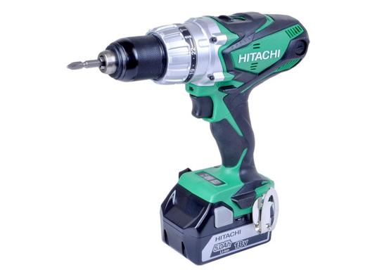 perceuse hitachi 18v