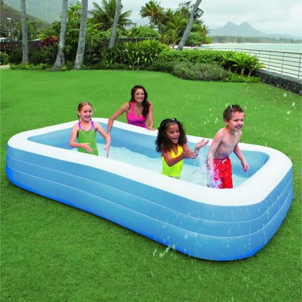 piscine gonflable intex