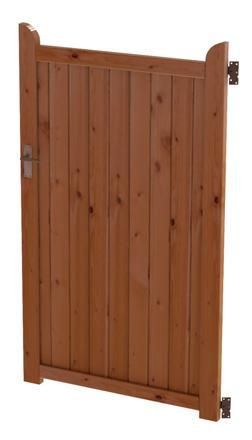 portillon bois