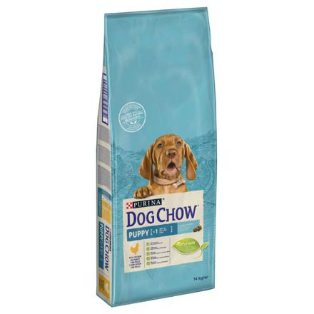 purina dog chow puppy