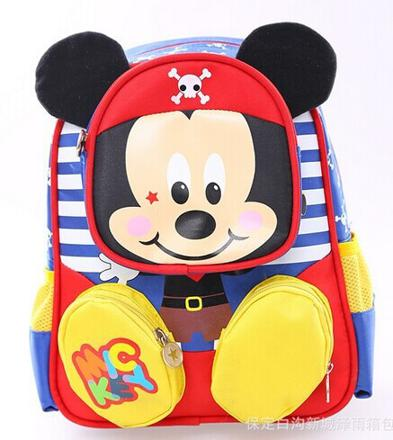 sac mickey maternelle
