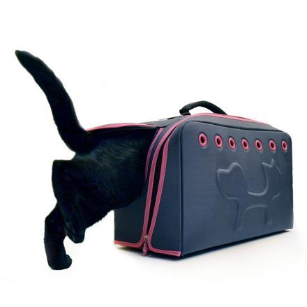 sac transport chat avion