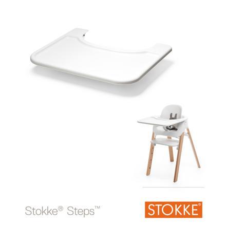 tablette pour chaise haute stokke