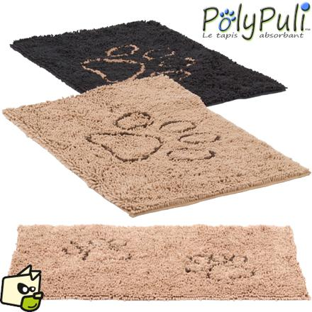 tapis absorbant chien