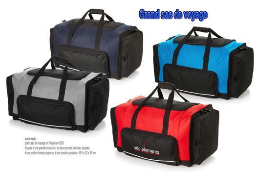 tres grand sac de sport