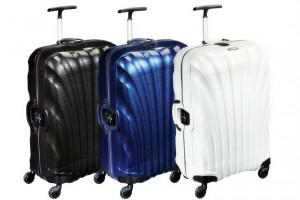 valise polypropylène ou polycarbonate